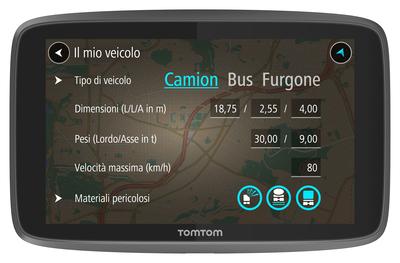 TOMTOM GO Professional 6200  Default image