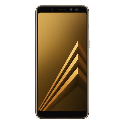 SAMSUNG Galaxy A8 Dual SIM - Gold  Default image