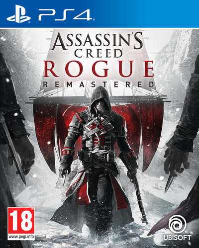 UBI SOFT ASSASSINS CREED ROGUE HD ITA PS4  Default image