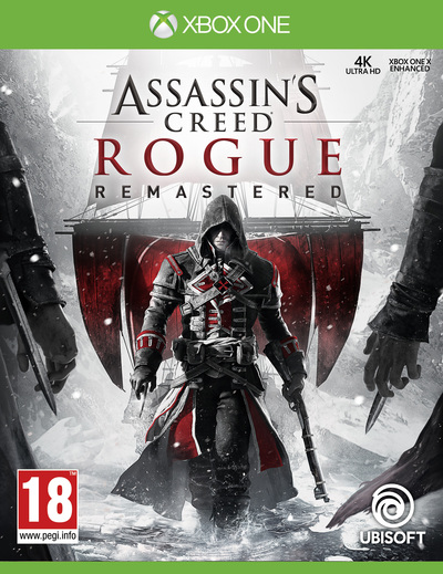 UBI SOFT ASSASSINS CREED ROGUE HD ITA XBOX ONE  Default image