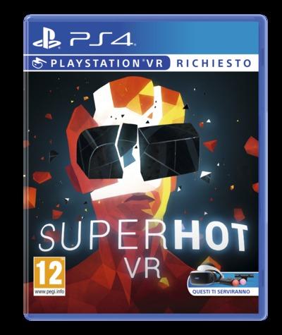 SONY ENTERTAINMENT SUPERHOT VR  Default image