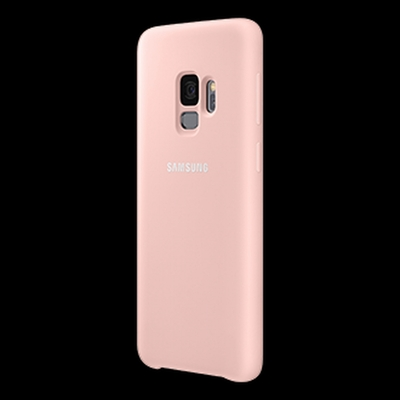 SAMSUNG SILICONE COVER PINK GALAXY S9  Default image