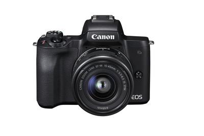 CANON EOS M50BLACK + EF-M 15-45 MM  Default image