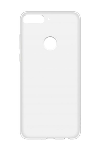 HUAWEI Y7 2018 TPU CASE TRANSPARENT  Default image