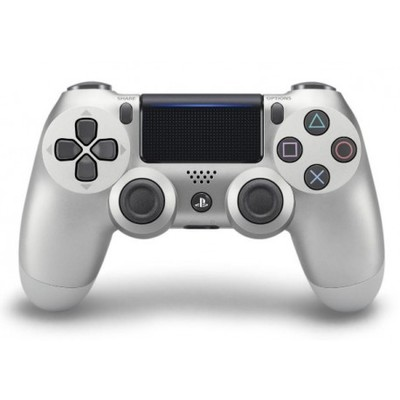 SONY Dual Shock 4 GAME PAD ARGENTO  Default image