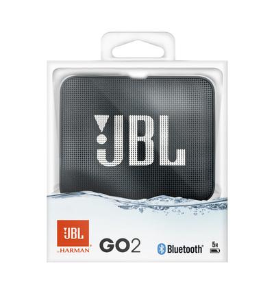 JBL JBL GO 2 BLK  Default image