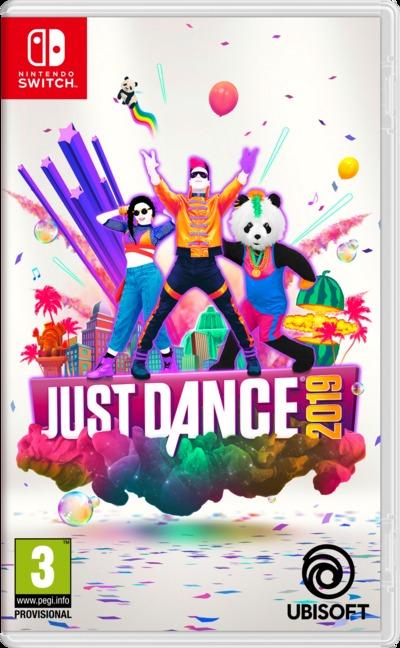UBI SOFT JUST DANCE 2019 SWITCH  Default image