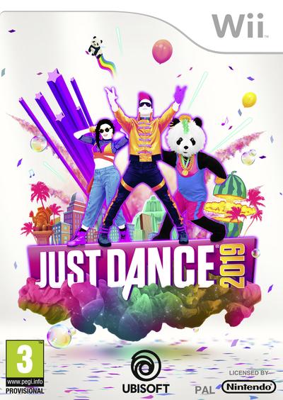 UBI SOFT JUST DANCE 2019 WII  Default image