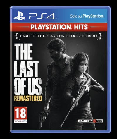 SONY ENTERTAINMENT THE LAST OF US/HITS  Default image