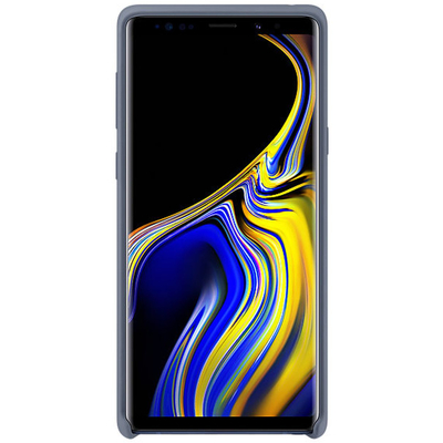 SAMSUNG SILICONE COVER BLUE GALAXY NOTE 9  Default image