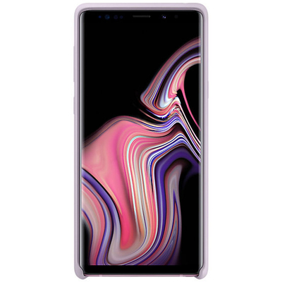 SAMSUNG SILICONE COVER VIOLET GALAXY NOTE 9  Default image