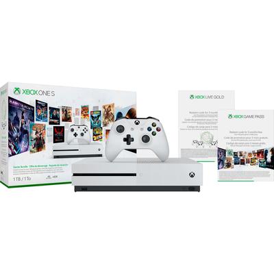 MICROSOFT Bundle Xbox One S (1TB) Starter Pack  Default image