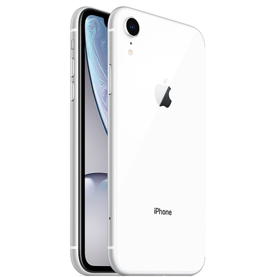 APPLE iPhone XR 64GB - White  Default image