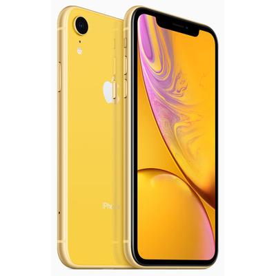 APPLE iPhone XR 256GB - Yellow  Default image