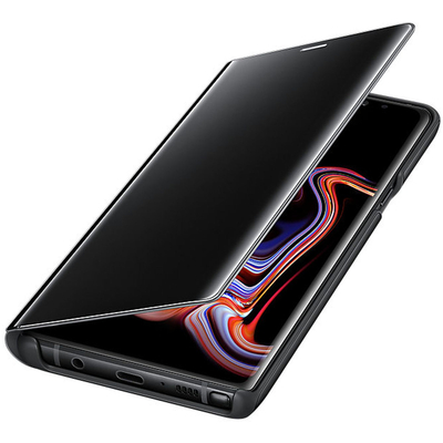 SAMSUNG CLEAR VIEW STANDING COVER BLACK GALAXY NOTE 9  Default image