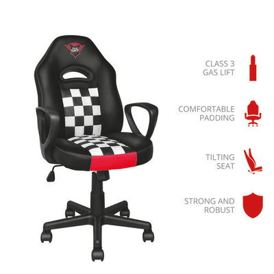 TRUST GXT 702 RYON JUNIOR GAMING CHAIR  Default image