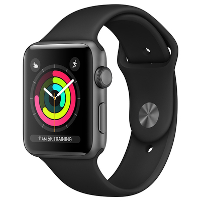 APPLE Watch Series 3 GPS, 38mm  Default image