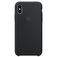 APPLE iPhone XS Silicone Case - Black  Default thumbnail
