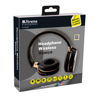 XTREME HEADPHONE WIRELESS VENICE  Default image
