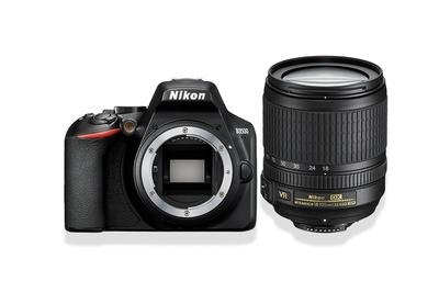 NIKON D3500 + AF-S 18-105 VR  Default image
