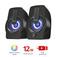 TRUST GEMI RGB 2.0 SPKR ST BLK  Default thumbnail