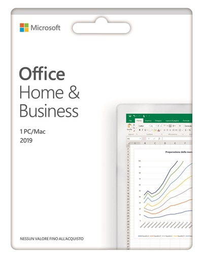 MICROSOFT Microsoft Office Home&Business POSA  Default image