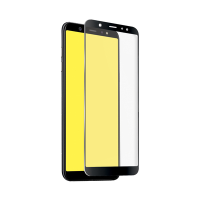 SBS ACCESSORI TELEFONICI GLASS SCREEN PROTECTOR FULL COVER SAMSUNG A6+  Default image