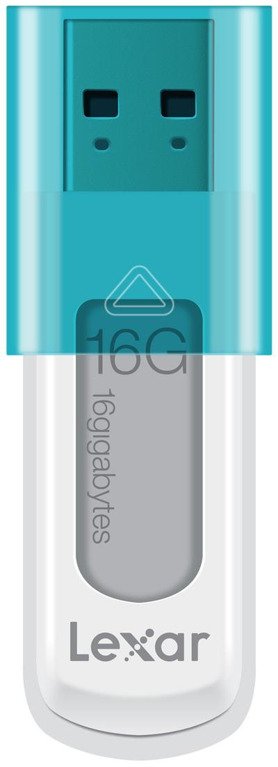 LEXAR JUMPDRIVE S50 16GB USB 2.0  Default image