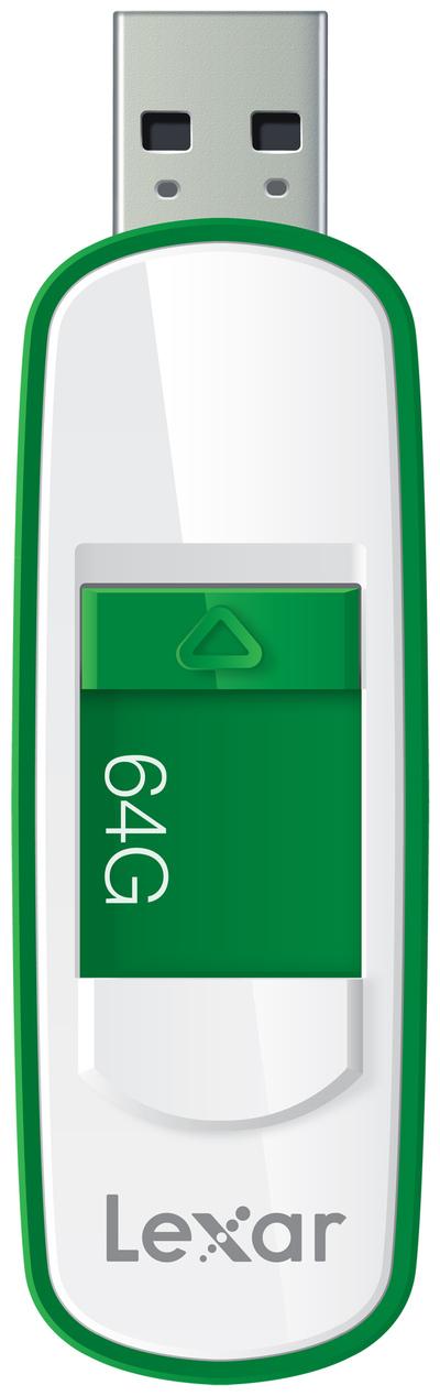 LEXAR JUMPDRIVE S75 64GB  Default image