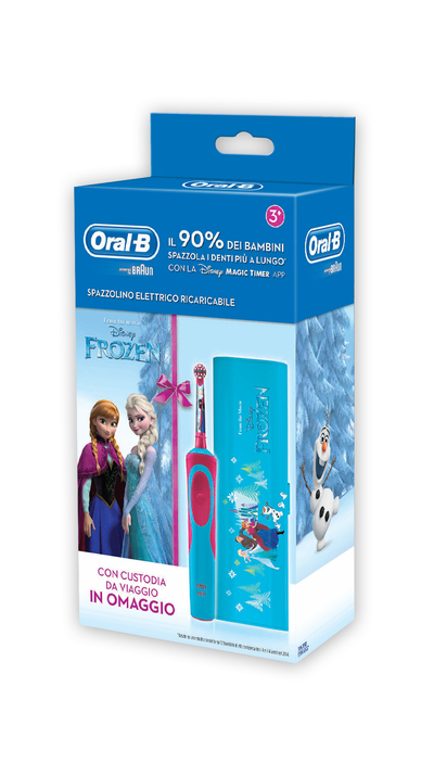 ORAL-B OB PW VITALITY KIDS FROZEN SPECIAL PACK  Default image