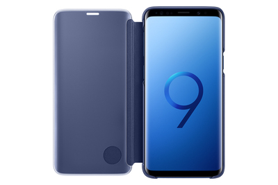 SAMSUNG CLEAR VIEW STANDING COVER BLU GALAXY S9  Default image