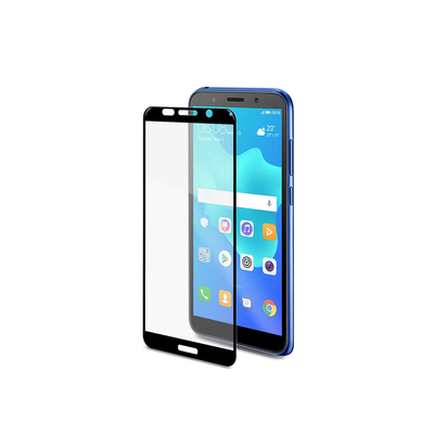 CELLY FULLGLASS763BK FULL GLASS Y5 2018/Y5 PRIME 2018  Default image