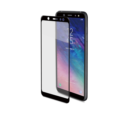 CELLY FULLGLASS738BK FULL GLASS GALAXY A6+ (2018)  Default image