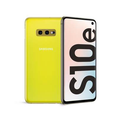 SAMSUNG GALAXY S10E YELLOW  Default image