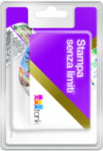 EPSON UNLIMITED CARD PRINTING UP18IT0001  Default image