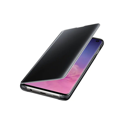 SAMSUNG CLEAR VIEW COVER BLACK GALAXY S10  Default image