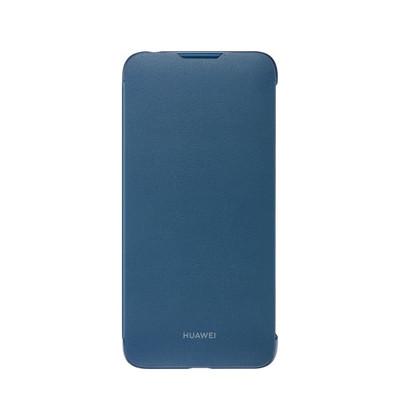 HUAWEI Y7 2019 PU FLIP COVER BLUE  Default image