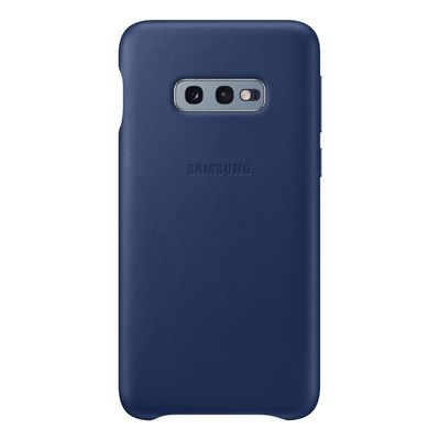 SAMSUNG LEATHER COVER NAVY GALAXY S10 E  Default image