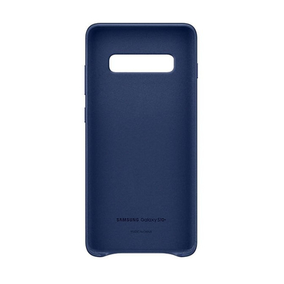 SAMSUNG LEATHER COVER NAVY GALAXY S10+  Default image