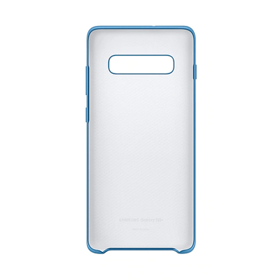 SAMSUNG SILICONE COVER BLUE GALAXY S10+  Default image
