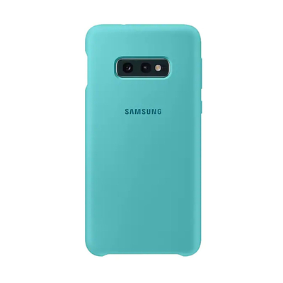 SAMSUNG SILICONE COVER GREEN GALAXY S10 E  Default image