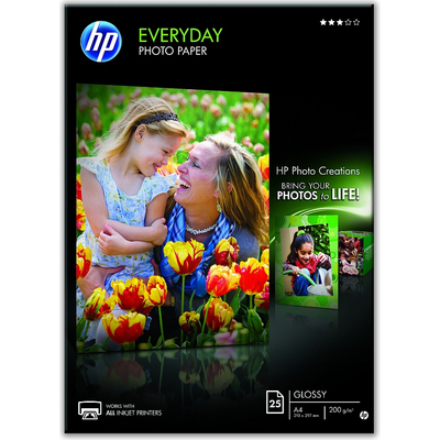 HP Everyday Photo Paper  Default image