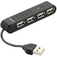 TRUST 14591 -  VECCO 4 PORT USB2.0 MINI HUB  Default thumbnail
