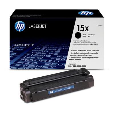 HP C7115X - TONER NERO  15X LJ, ALTA CAPACITÀ  Default image