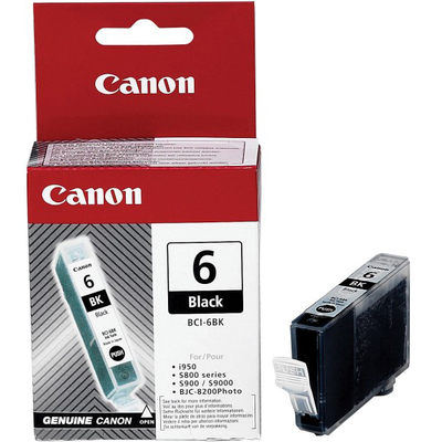 CANON BCI-6Bk  Default image