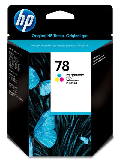 HP C6578D - INK  78, TRICROMIA  Default image