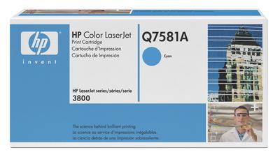 HP Q7582A - TONR  Q7582A, GIALLO  Default image