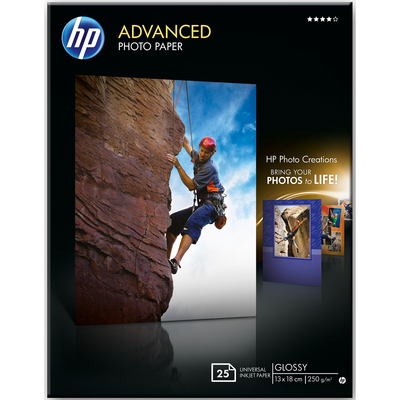 HP Advanced Photo Paper  Default image