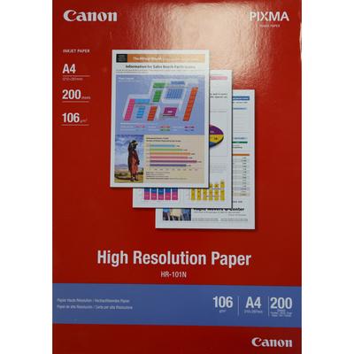CANON HR-101N  Default image