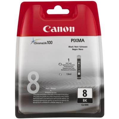 CANON CLI-8BK  Default image